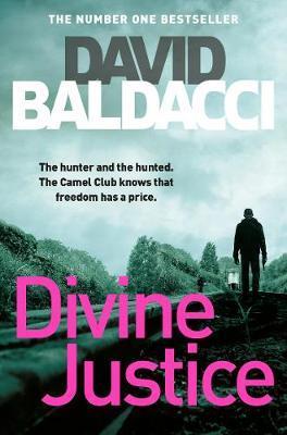 DIVINE JUSTICE - BALDACCI  DAVID - 9781509851003
