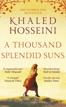 A THOUSAND SPLENDID SUNS - 9781526604767