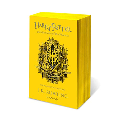 Harry Potter and the Order of the Phoenix - Hufflepuff Edition - 9781526618177