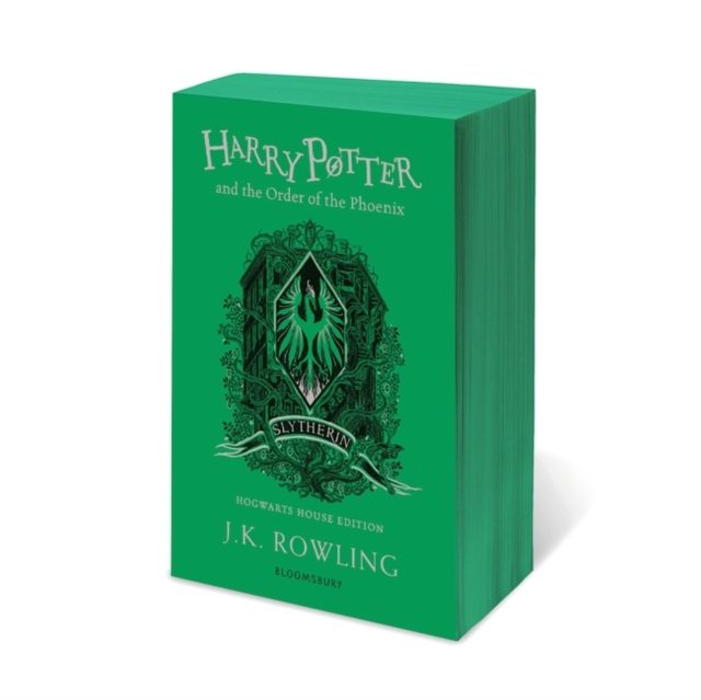 Harry Potter and the Order of the Phoenix - Slytherin Edition - 9781526618214