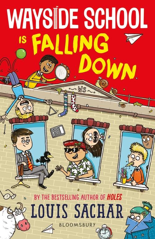 Wayside School Is Falling Down - 9781526622044