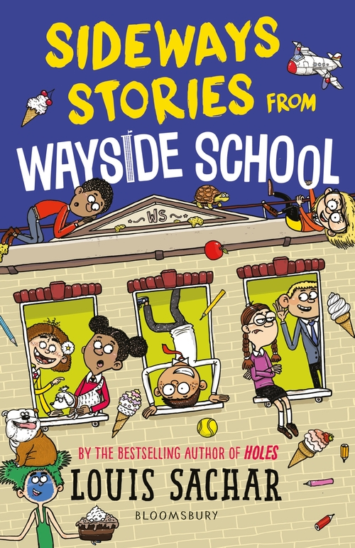 Sideways Stories From Wayside School - 9781526622075