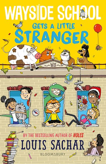 Wayside School Gets a Little Stranger - 9781526622105