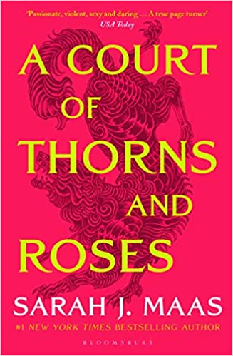 A Court Of Thorns And Roses - 9781526641168