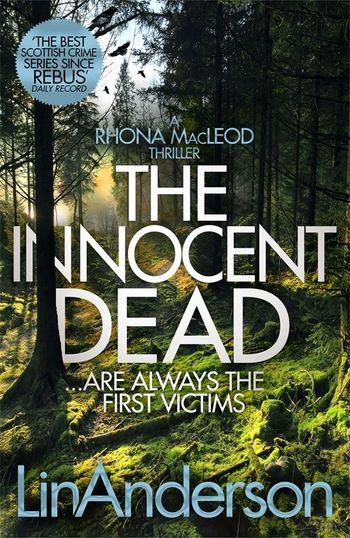 Innocent Dead - Anderson Lin - 9781529033656