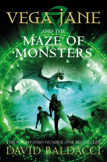 Vega Jane and the Maze of Monsters - 9781529037944