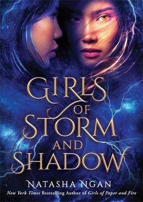 Girls of Storm and Shadow - 9781529342611