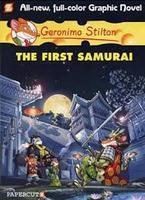 GERONIMO STILTON GRAPHIC - 12 - FIRST SAMURAI -  Geronimo Stilton - 9781597074346