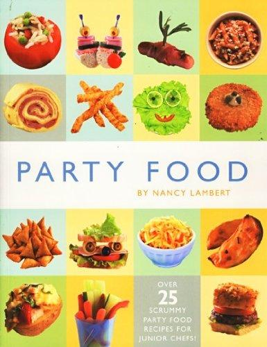 PARTY FOOD - 9781782442509