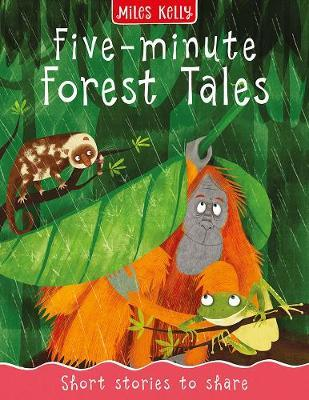 Five-minute Forest Tales - 9781789890723