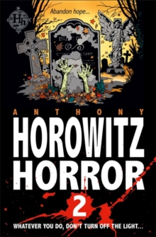Eight Sinister Stories You'll Wish You'd Never Read -  Anthony Horowitz - 9781846169700