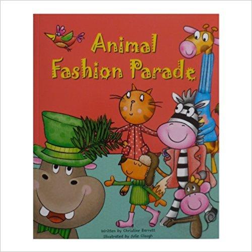 ANIMAL FASHION PARADE - 9781847508768