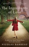 Ingredients of Love -  Nicolas Barreau - 9781848662469