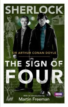 Sherlock: Sign of Four -  Sir Arthur Conan Doyle - 9781849904049