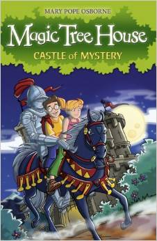 MAGIC TREE HOUSE - CASTLE OF MYSTERY -  Mary Pope Osborne - 9781862305243