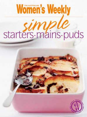 AWW - SIMPLE STARTERS MAINS PUDS - STANDARD - 9781863967259