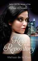 Keys To The Repository -  Melissa De La Cruz - 9781907410321