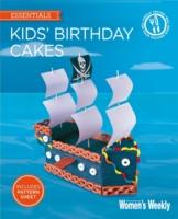 KIDS BIRTHDAY CAKES - 9781909770188
