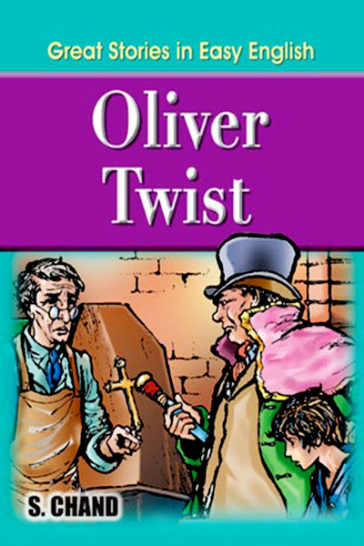 GREAT STORIES IN EASY ENG - OLIVER TWIST - 9788121922647