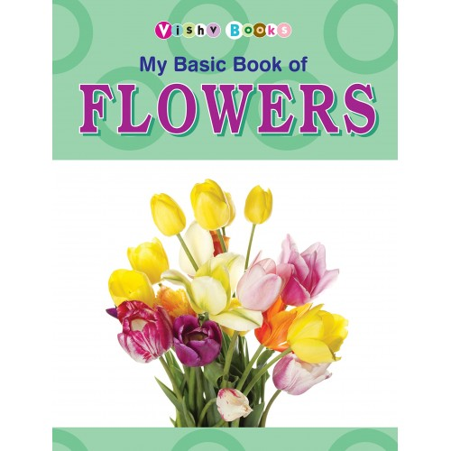 MY BASIC BOOK OF FLOWERS - 9788179879399