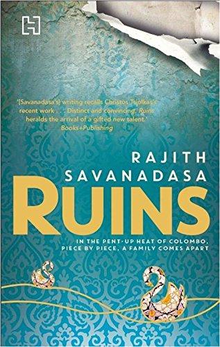 RUINS -  Rajith Savanadasa - 9789351951216