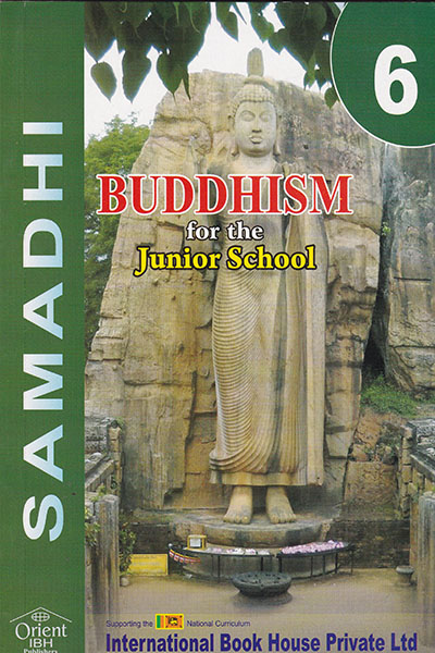 BUDDHISM FOR THE JUNIOR SCHOOL - G 6 - 9789551732424