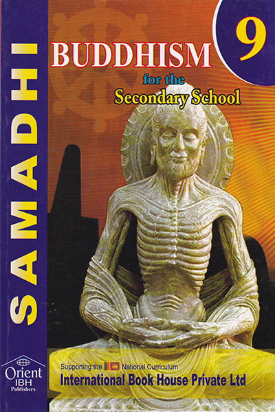 BUDDHISM FOR THE SECONDARY SCHOOL - G 9 - 9789551732455